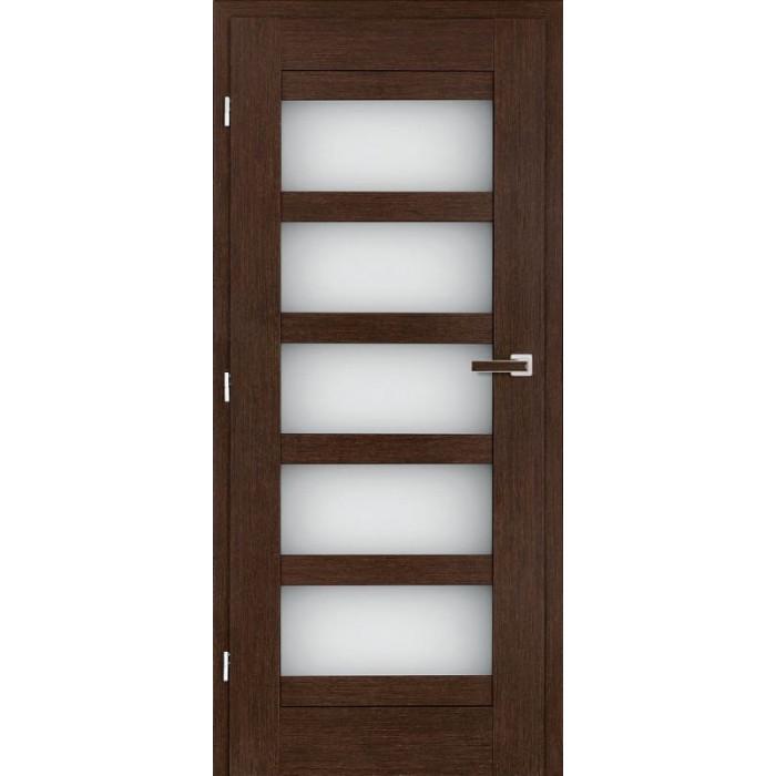 ERKADO Interiérové dveře AZALKA 1 BOROVICE BÍLÁ GREKO 80 P BB REV CZ 60/197 L borovice bílá 3D GREKO