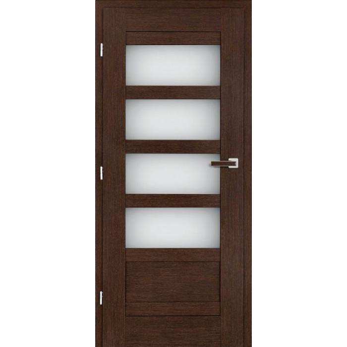 ERKADO Interiérové dveře AZALKA 2 60/197 kůra bílá PREMIUM
