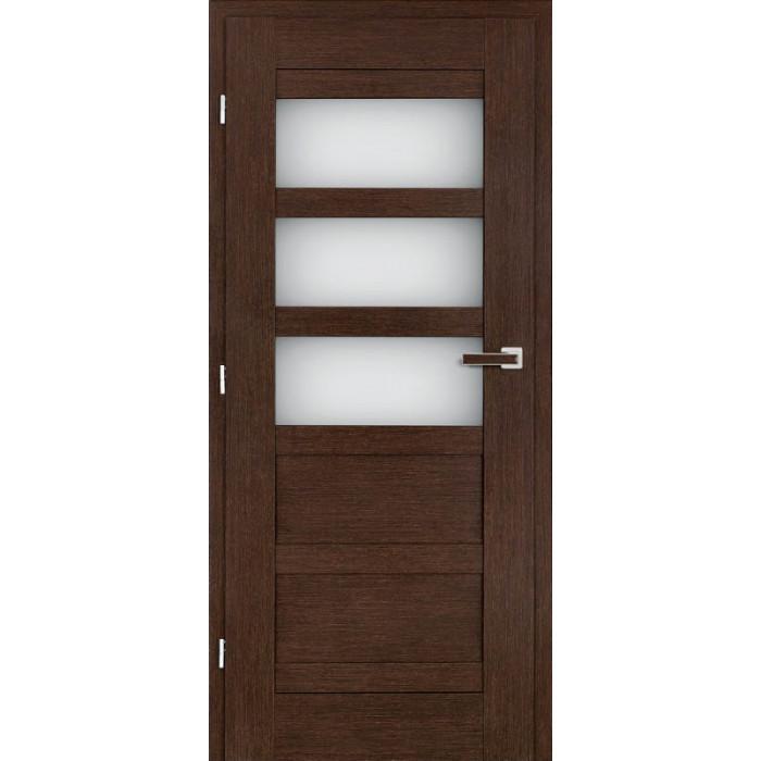 ERKADO Interiérové dveře AZALKA 3 60/197 kůra bílá PREMIUM