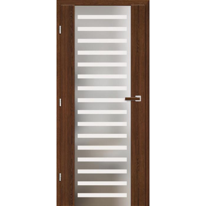 ERKADO Interiérové dveře FRAGI 1 60/197 kůra bílá PREMIUM