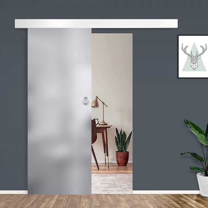 ERKADO Posuvné skleněné dveře na stěnu GRAF 11