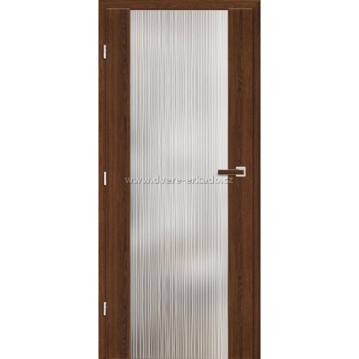 ERKADO Interiérové dveře FRAGI 9 60/197 kůra bílá PREMIUM