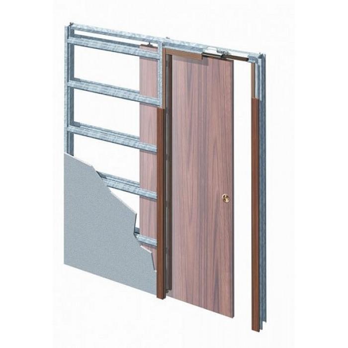 ECLISSE stavební pouzdro jednokřídlé 600 mm do sádrokartonu