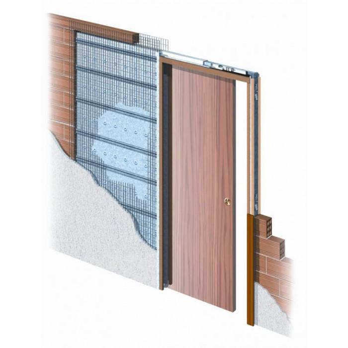 ECLISSE stavební pouzdro jednokřídlé 600 mm do zdi