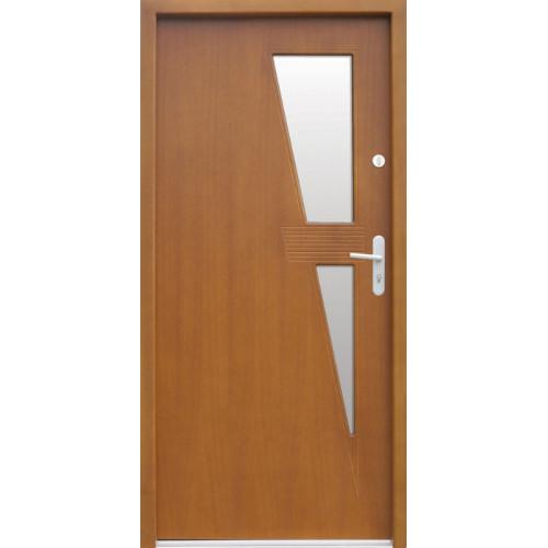 ERKADO Venkovní vchodové dveře P10