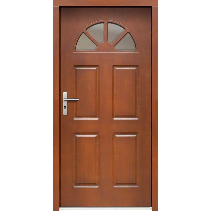 ERKADO Venkovní vchodové dveře P16