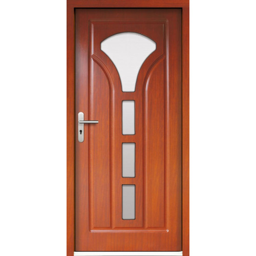 ERKADO Venkovní vchodové dveře P19