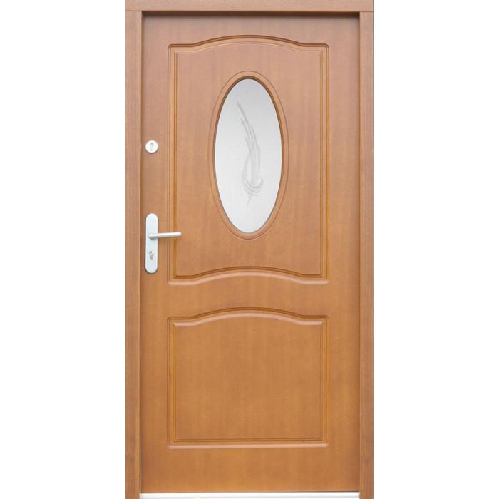 ERKADO Venkovní vchodové dveře P23