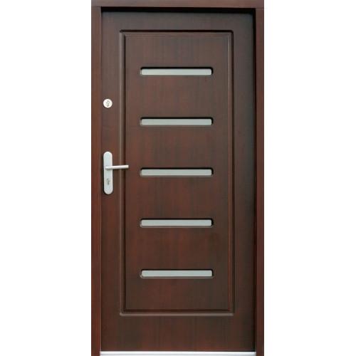 ERKADO Venkovní vchodové dveře P25