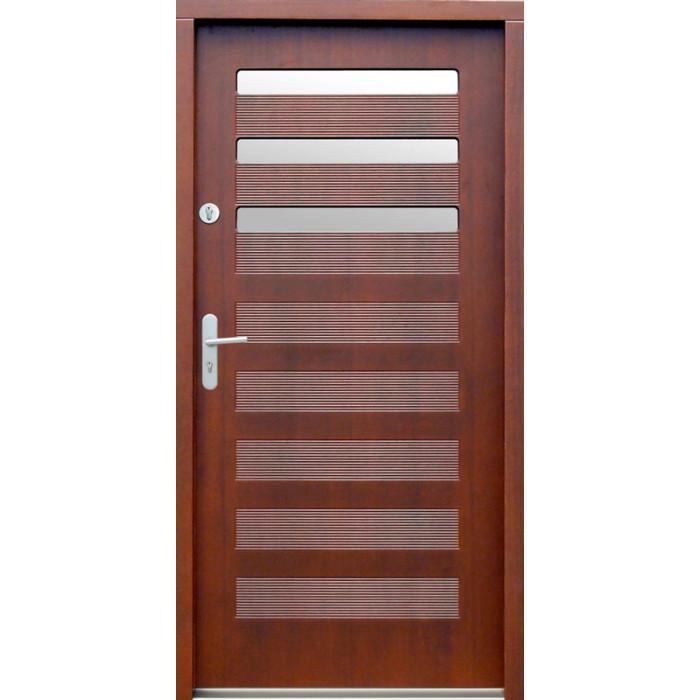 ERKADO Venkovní vchodové dveře P26