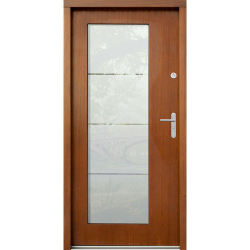 ERKADO Venkovní vchodové dveře P27