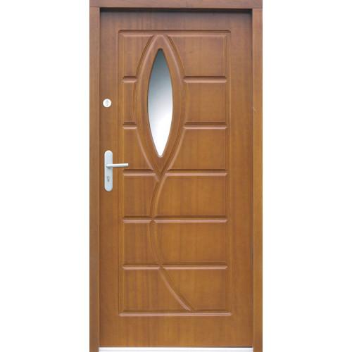 ERKADO Venkovní vchodové dveře P30