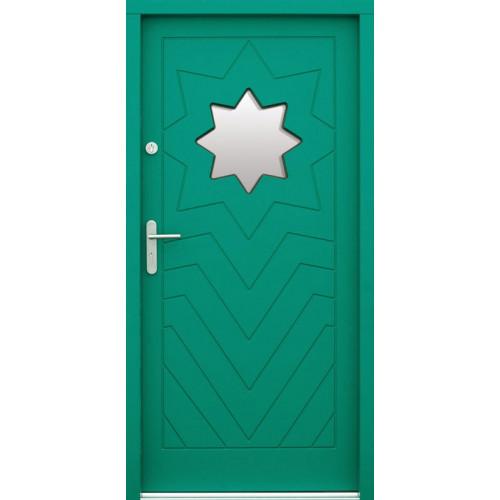 ERKADO Venkovní vchodové dveře P32