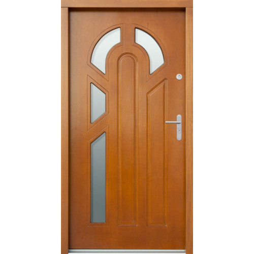 ERKADO Venkovní vchodové dveře P33