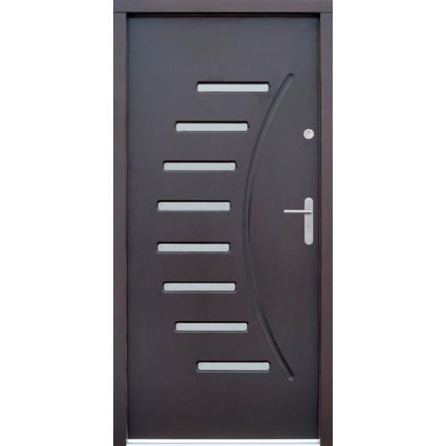 ERKADO Venkovní vchodové dveře P40