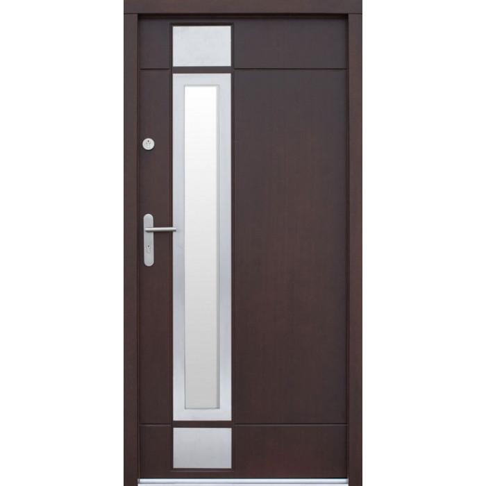 ERKADO Venkovní vchodové dveře P42
