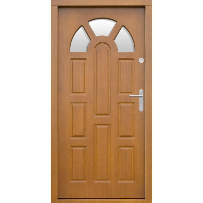 ERKADO Venkovní vchodové dveře P45