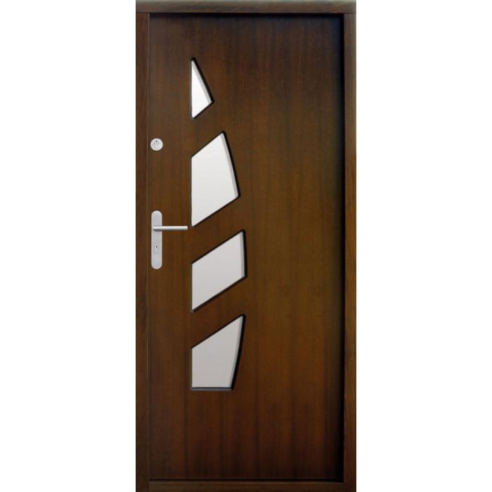 ERKADO Venkovní vchodové dveře P47
