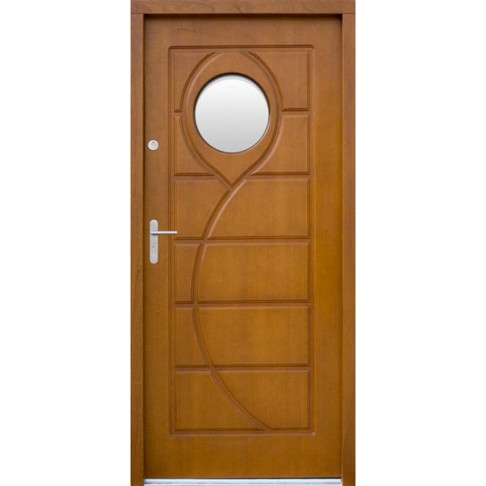 ERKADO Venkovní vchodové dveře P51