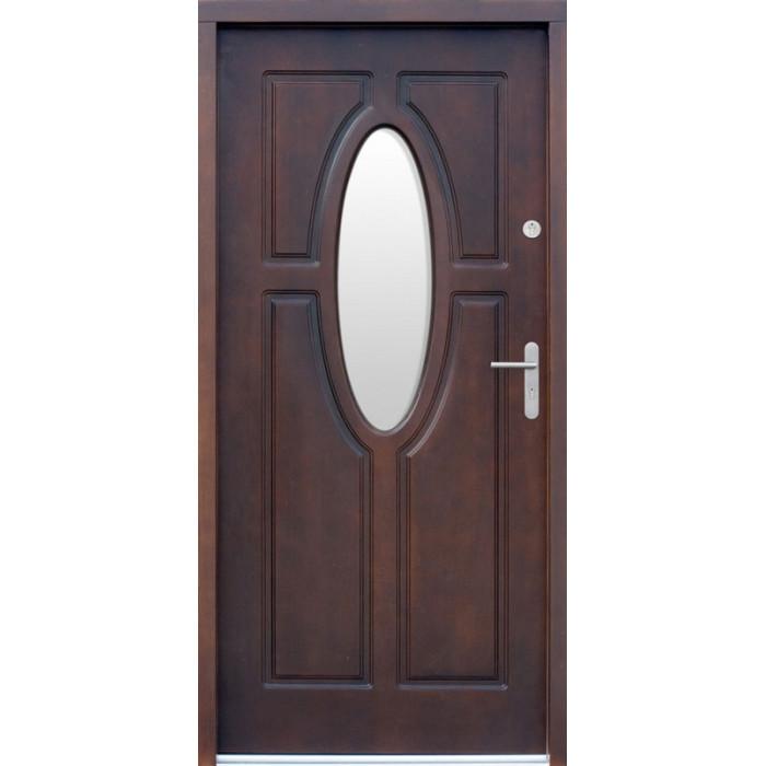 ERKADO Venkovní vchodové dveře P52