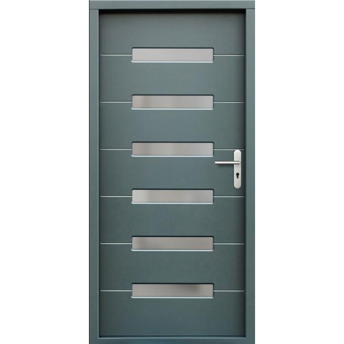 ERKADO Venkovní vchodové dveře P55