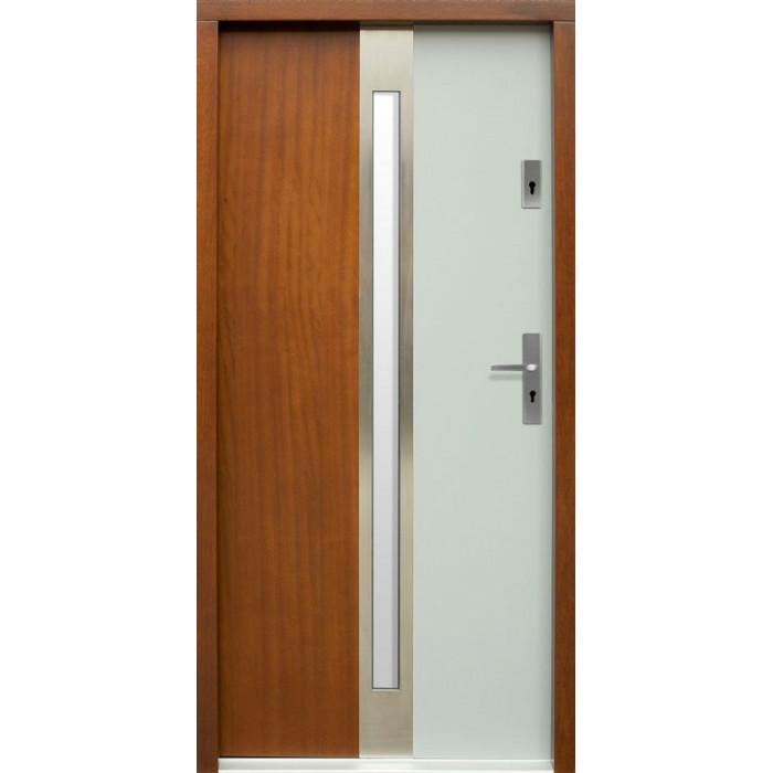 ERKADO Venkovní vchodové dveře P57