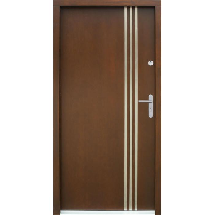 ERKADO Venkovní vchodové dveře P58