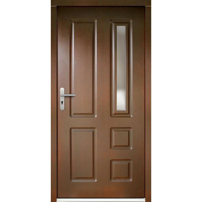 ERKADO Venkovní vchodové dveře P6