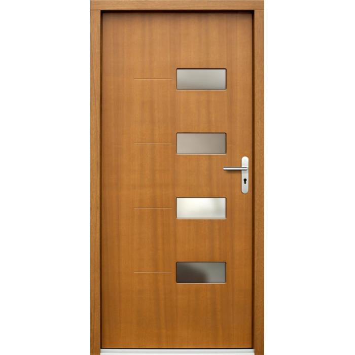 ERKADO Venkovní vchodové dveře P69