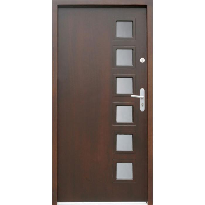 ERKADO Venkovní vchodové dveře P7