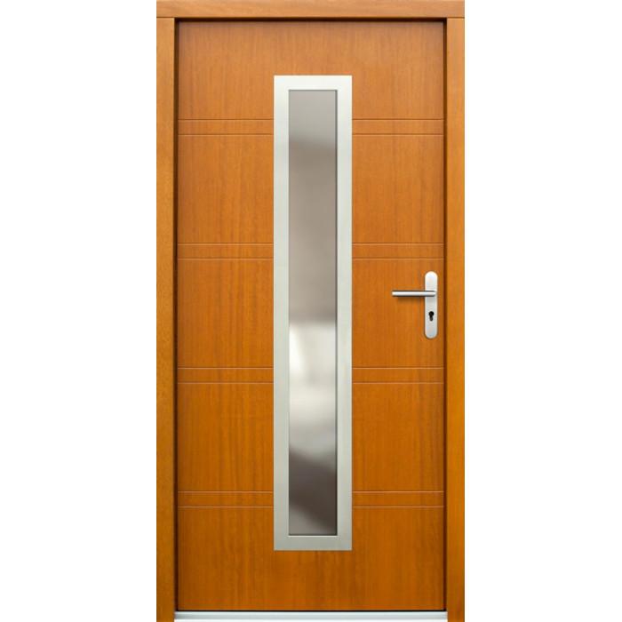 ERKADO Venkovní vchodové dveře P70