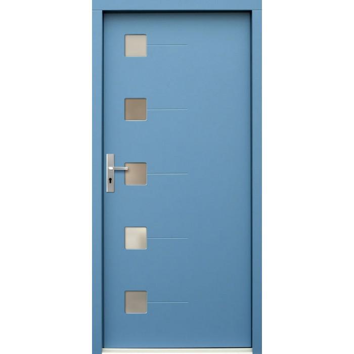 ERKADO Venkovní vchodové dveře P71