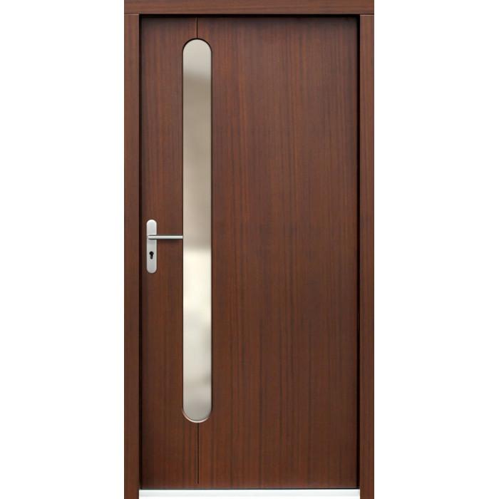 ERKADO Venkovní vchodové dveře P75