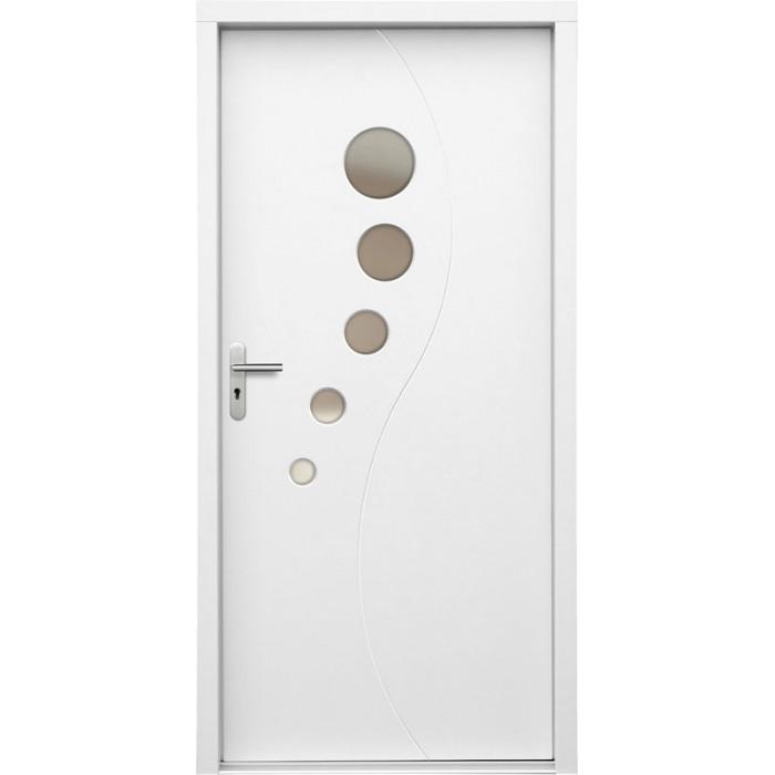 ERKADO Venkovní vchodové dveře P78