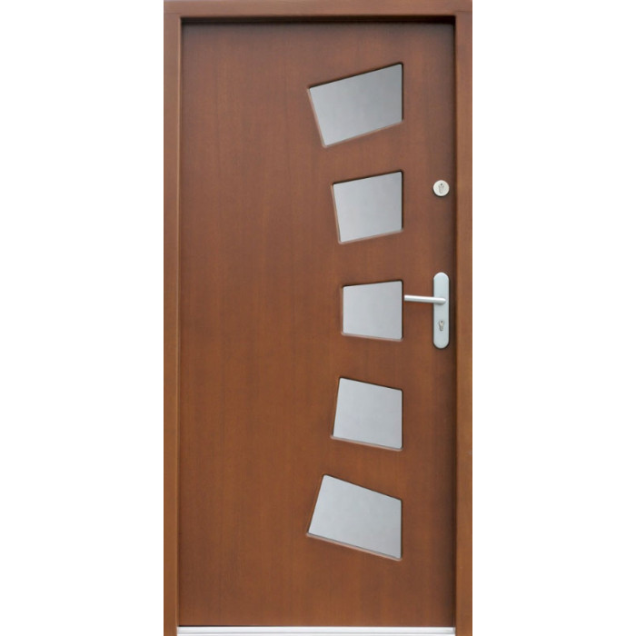 ERKADO Venkovní vchodové dveře P8