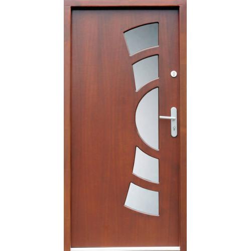 ERKADO Venkovní vchodové dveře P9