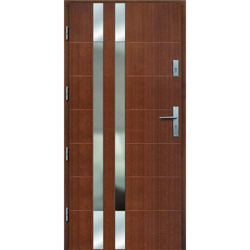 Venkovní vchodové dveře P101