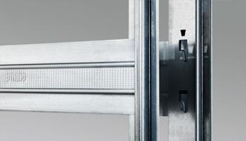 Pouzdra pro posuvné dveře do sádrokartonu