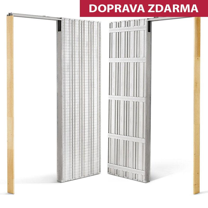 ERKADO Stavební pouzdro jednokřídlé do ZDI 600x1970 mm